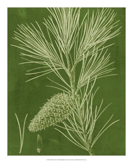 Modern Pine V-Vision Studio-Giclee Print