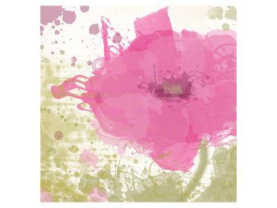 Modern Pink-Irena Orlov-Art Print