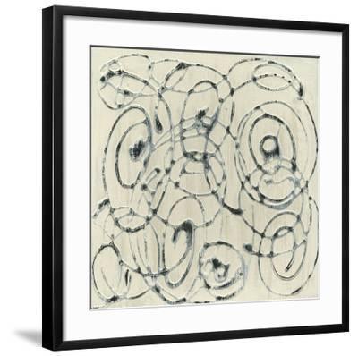 Modern Relief I-J^ Holland-Framed Art Print