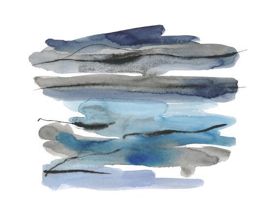 Modern Slate Focus-Kim Johnson-Giclee Print