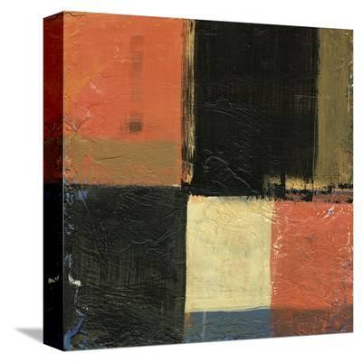 Modern Square 36-J^ McKenzie-Stretched Canvas Print