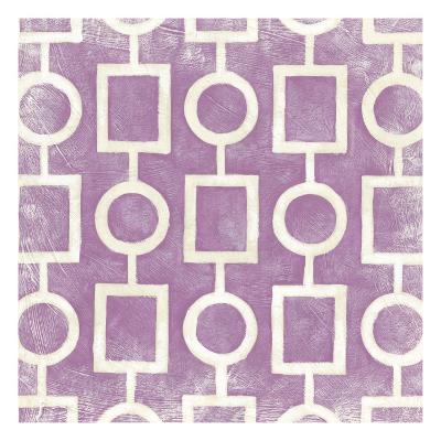 Modern Symmetry IV-Chariklia Zarris-Art Print