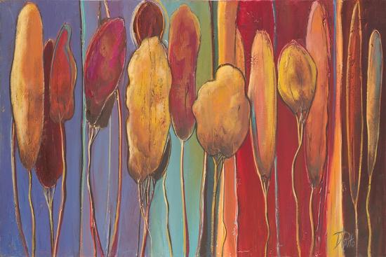 Modern Trees II-Patricia Pinto-Art Print