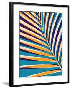 Abstract Palm Leaf by Modern Tropical