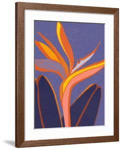 Bird Of Paradise by Modern Tropical