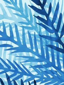 Blue Jungle by Modern Tropical