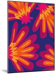 Bold Folk Floral by Modern Tropical