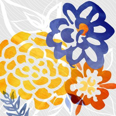 Bright Floral Abstract