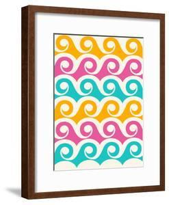 Bright Tropical Waves by Modern Tropical