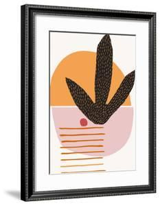 Cactus And Cherry by Modern Tropical