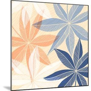 Modern Hawaiian Print Ii by Modern Tropical