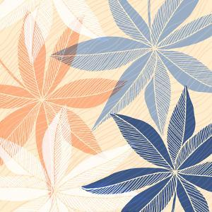 Modern Hawaiian Print Ii by Modern Tropical
