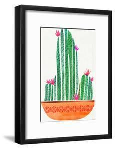 Tiny Cactus Blossoms by Modern Tropical