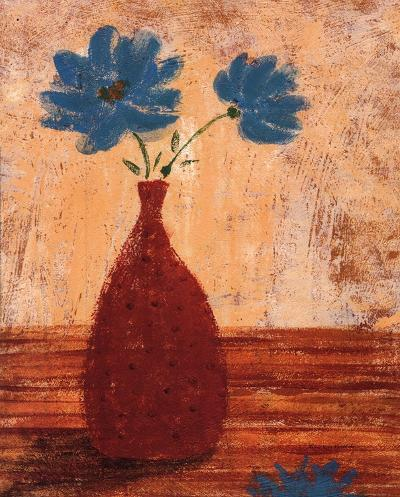 Modern Vases II-Lisa Ven Verloth-Art Print