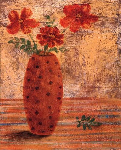 Modern Vases III-Lisa Ven Verloth-Art Print