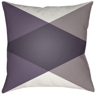 Moderne Diamond Pillow - Plum