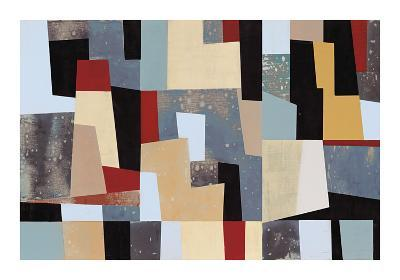 Moderne Left- Long-Giclee Print