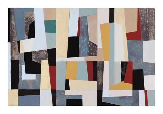 Moderne Right- Long-Giclee Print