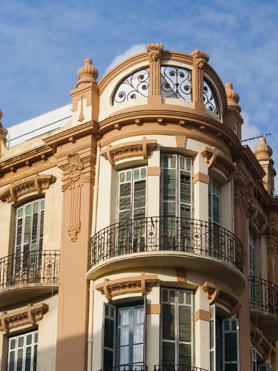Modernist (Art Deco) Building, Juan Carlos I Avenue, Melilla, Spain, Spanish North Africa, Africa--Photographic Print