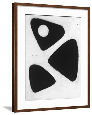 Moderno 5-Susan Gillette-Framed Premium Giclee Print