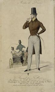 Modes de Paris : Journal des tailleurs.