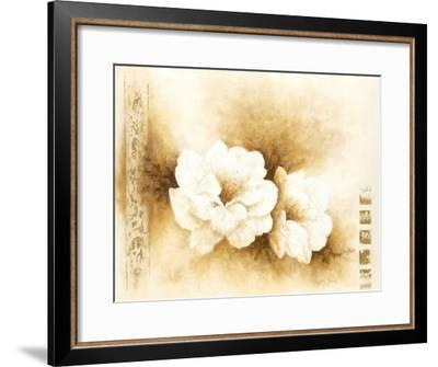 Modest Beauty I-Betty Jansma-Framed Art Print