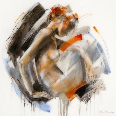 Modest II-Kitty Meijering-Art Print