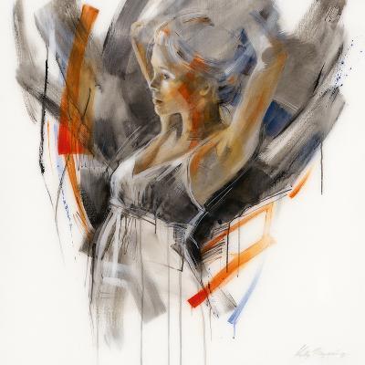 Modest III-Kitty Meijering-Art Print