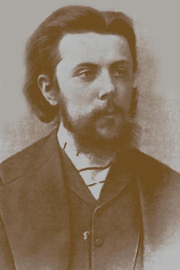 Modest Mussorgsky, 1865--Giclee Print