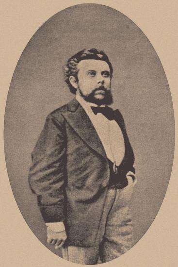 Modest Mussorgsky, 1873--Giclee Print