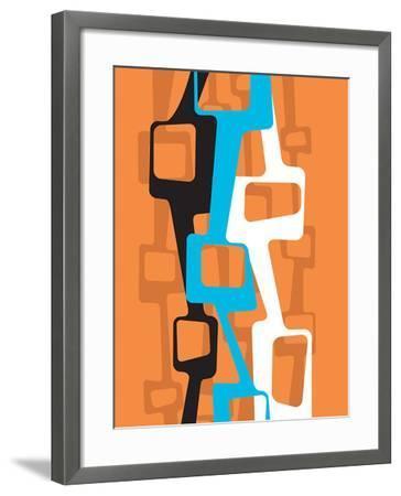 modu 4-Campbell Laird-Framed Premium Giclee Print