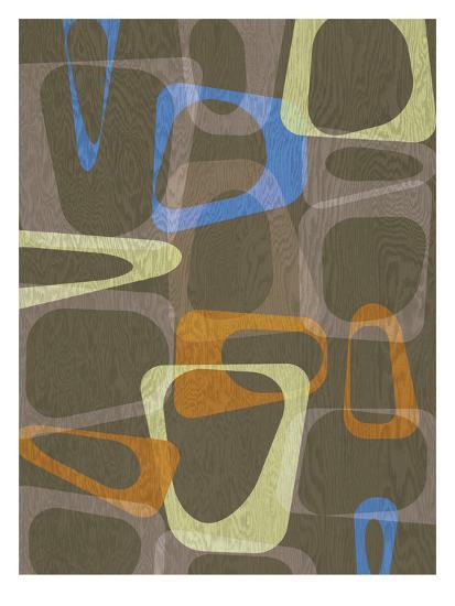Modu No.43-Campbell Laird-Premium Giclee Print