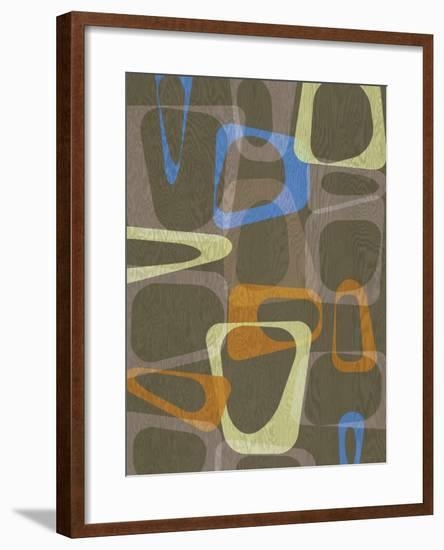 Modu No.43-Campbell Laird-Framed Premium Giclee Print