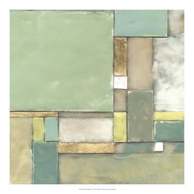 Modular Blocks II-Jennifer Goldberger-Giclee Print