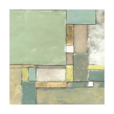 Modular Blocks II-Jennifer Goldberger-Art Print