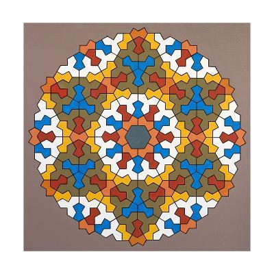 Modular Matrix, 2006-Peter McClure-Giclee Print