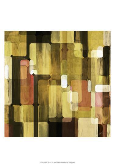 Modular Tiles I-James Burghardt-Art Print