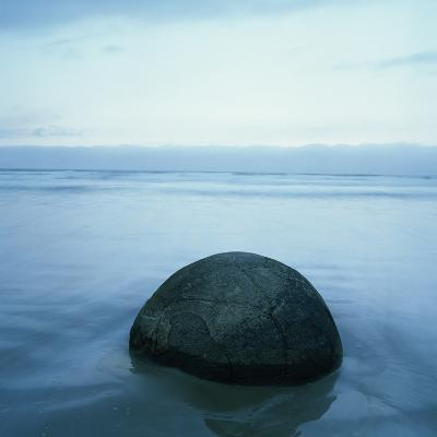 Moeraki Boulders-Micha Pawlitzki-Photographic Print