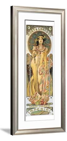 Moet et Chandon-Alphonse Mucha-Framed Giclee Print