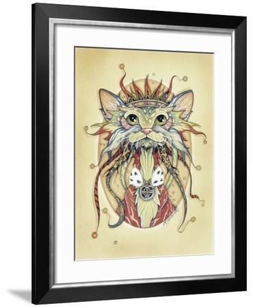 Mog Arthur-Linda Ravenscroft-Framed Giclee Print