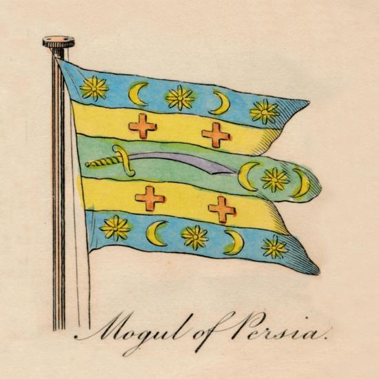 'Mogul of Persia', 1838-Unknown-Giclee Print