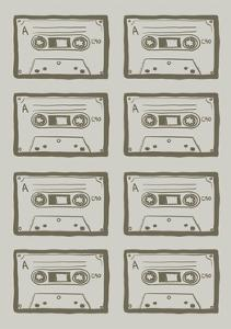 Cassette by Moha London