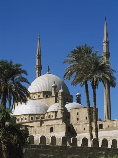 Mohammed Ali Mosque in Citadel of Cairo-Design Pics Inc-Photographic Print
