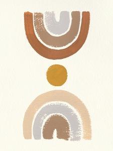 Desert Rainbows I by Moira Hershey