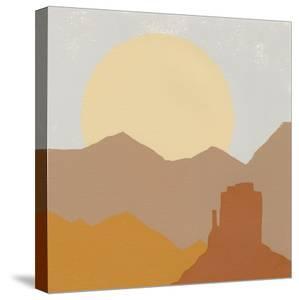 Desert Sun I by Moira Hershey