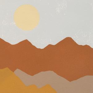Desert Sun II by Moira Hershey