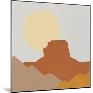 Desert Sun III by Moira Hershey