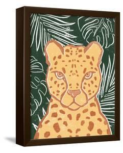Jungle II Green by Moira Hershey