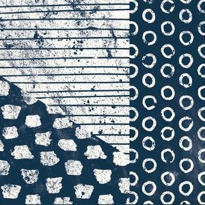 Mark Making Tile IV by Moira Hershey