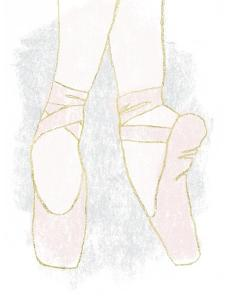 On Pointe II by Moira Hershey